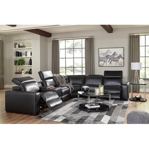 Mantonya 5-piece Power Reclining Sectional