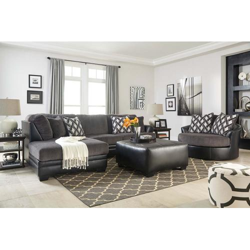 Kumasi Sectional Left