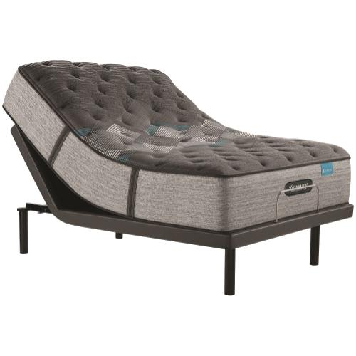 Beautyrest - Harmony Lux - Diamond Series - Medium - Pillow Top - Divided King