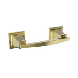 Forever Brass - PVD Double Post Toilet Tissue Holder