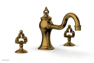 COURONNE Deck Tub Set 163-40 - French Brass Product Image