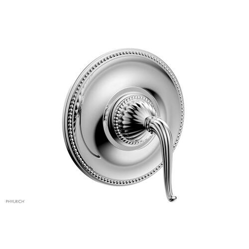 Phylrich - GEORGIAN & BARCELONA Pressure Balance Shower Plate & Handle Trim PB3141TO - Polished Chrome