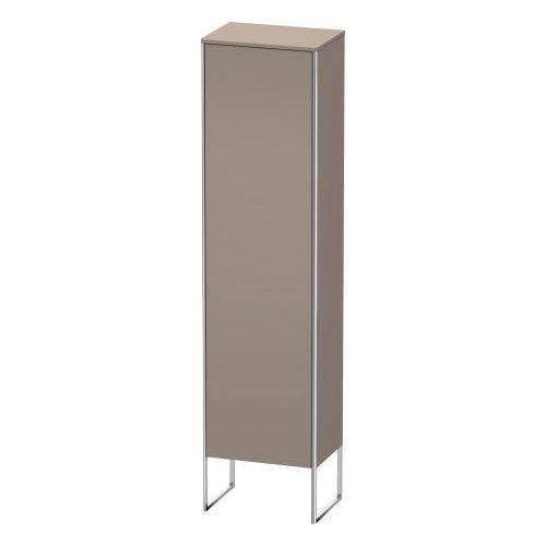 Duravit - Tall Cabinet Floorstanding, Basalt Matte (decor)