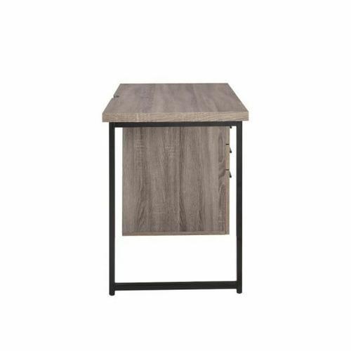 ACME Coy Desk - 92390 - Gray Oak