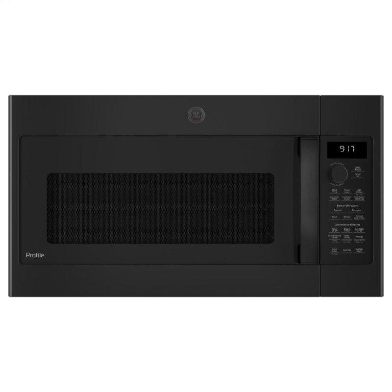 1.7 Cu. Ft. Convection Over-the-Range Microwave Oven