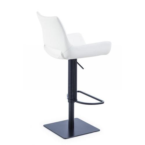 VIG Furniture - Modrest Niles - Modern White Bar Stool