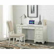 ACME Morre Desk - 30812 - Antique White