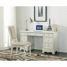 ACME Morre Desk - 30812 - Antique White