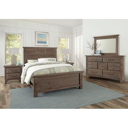 Louver Bed