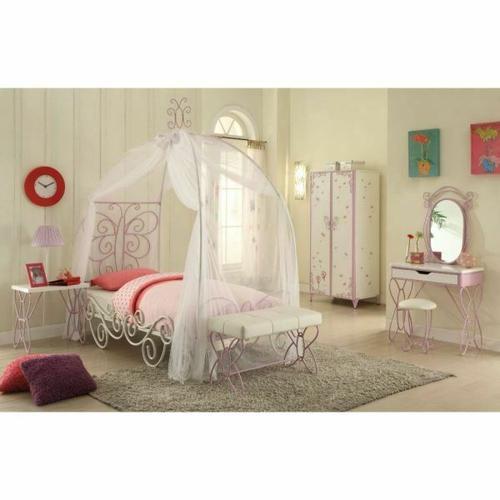 Acme Furniture Inc - Priya II Twin Bed