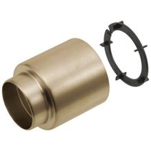 See Details - Champagne Bronze Trim Sleeve & Spacer