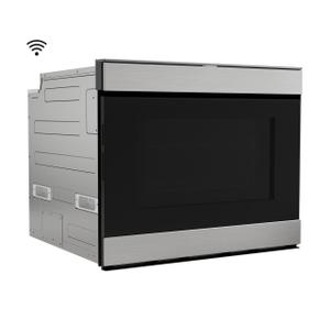 24 In. Built-In Smart Convection Microwave Drawer Oven