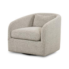Knoll Domino Cover Topanga Swivel Chair