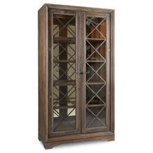 See Details - Sattler Display Cabinet