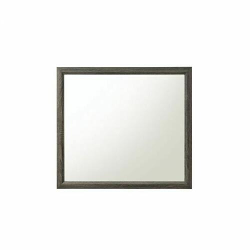 ACME Valdemar Mirror - 27054 - Weathered Gray