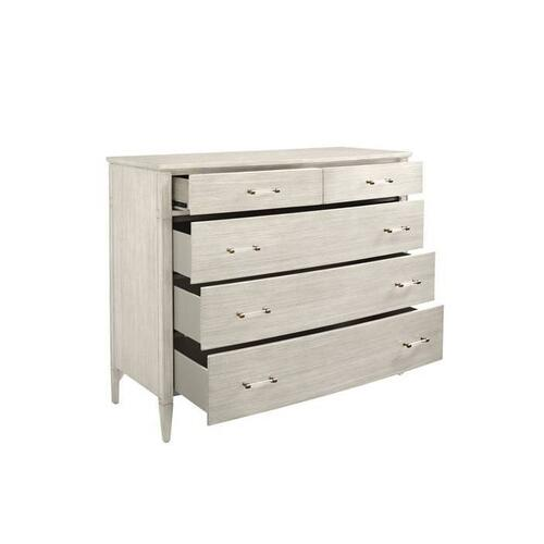 Latitude Media Chest - Oyster