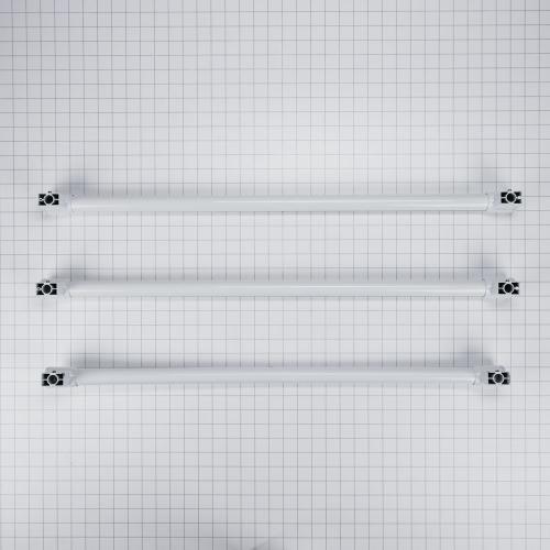 French Door Refrigerator Handle Kit, White