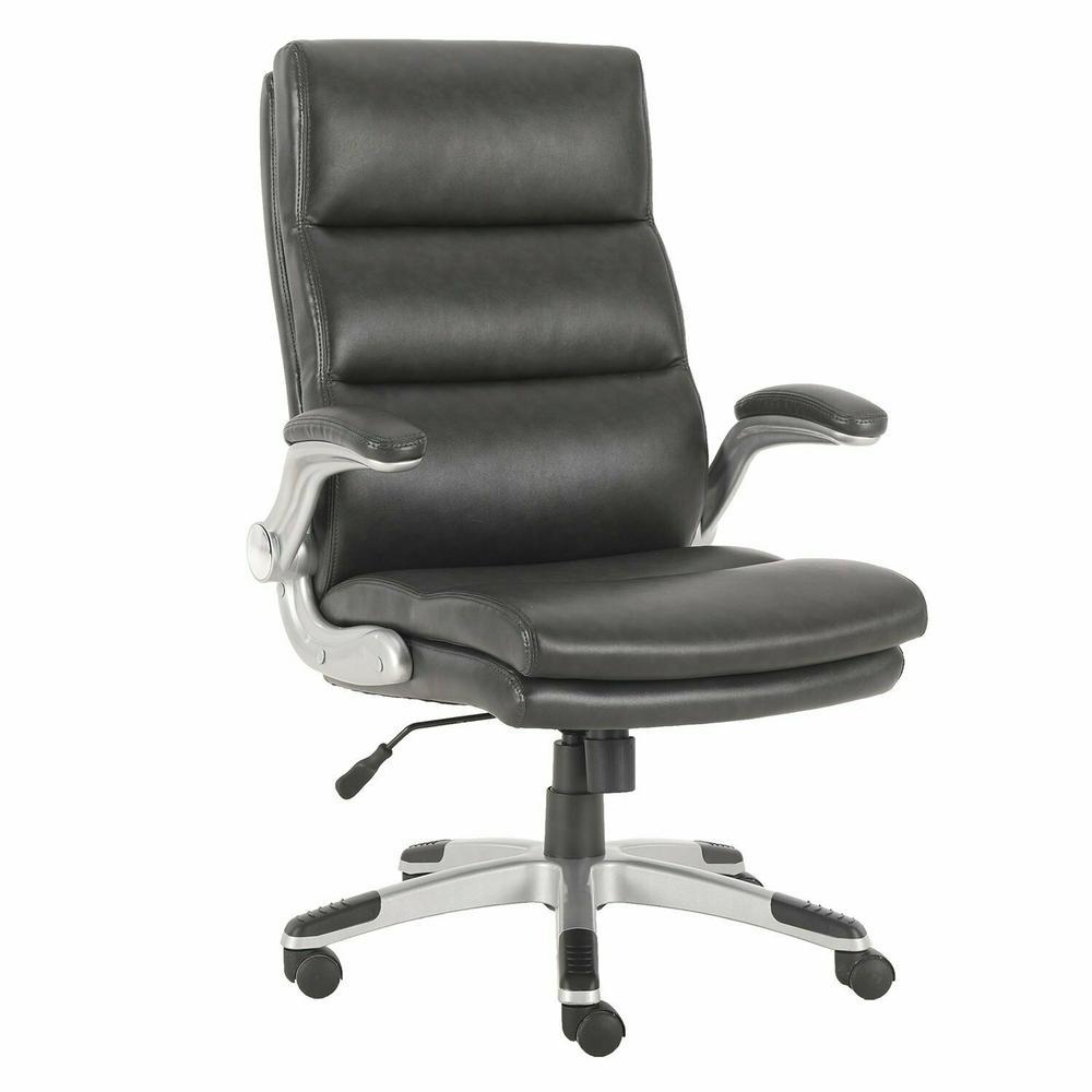 DC#317-GR - DESK CHAIR Fabric Desk Chair