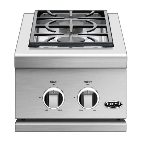 "14"", Series 9, Double Side Burner, Natural Gas"