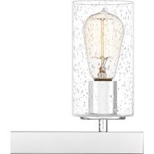 View Product - Kirby Bath Light in Polished Chrome