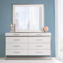 View Product - Storage Console- Dresser W/mirror 2 PC