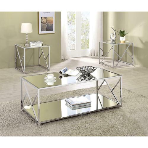 Coaster - 3 PC Occasional Table Set