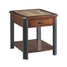Slaton Rectangular Drawer End Table