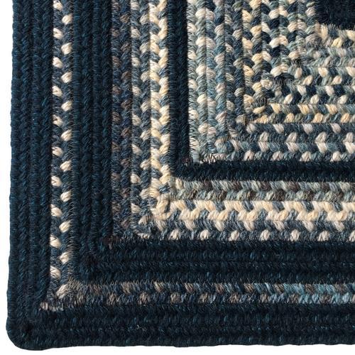Bradford Blueprint Braided Rugs