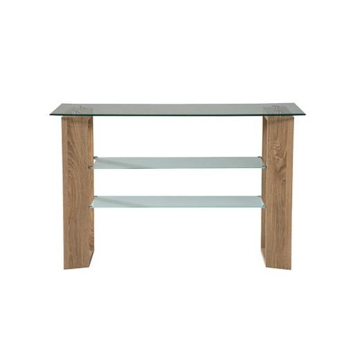 Jofran - Modena Sofa Table - Beech