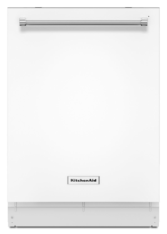 46 DBA Dishwasher with Third Level Rack White Photo #1