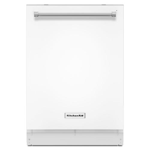 46 DBA Dishwasher with Third Level Rack White