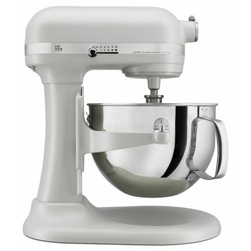 KitchenAid - Professional 600™ Series 6 Quart Bowl-Lift Stand Mixer - Milkshake