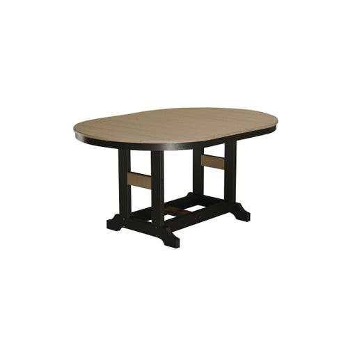 Garden Classic Oblong Table - Bar