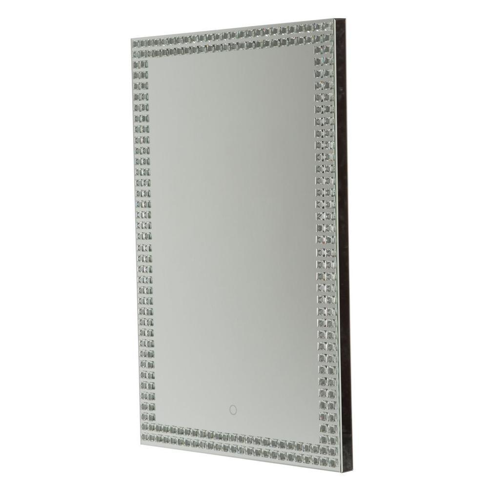 See Details - Rectangular Wall Mirror 8847