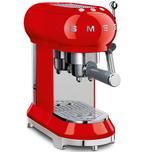SmegSmeg Espresso coffee machine Red ECF01RDUS