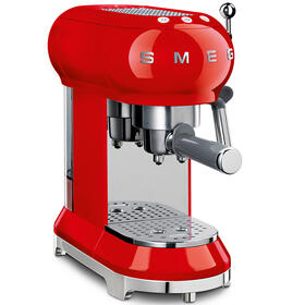 Espresso coffee machine Red ECF01RDUS