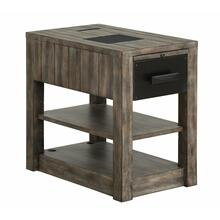 See Details - RIVER ROCK Chairside Table