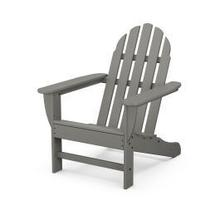 View Product - Classic Adirondack Chair in Slate Grey