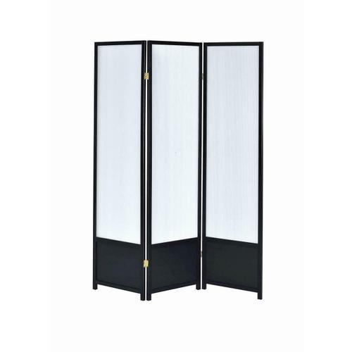 Contemporary Black Screen
