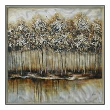 Metallic Forest