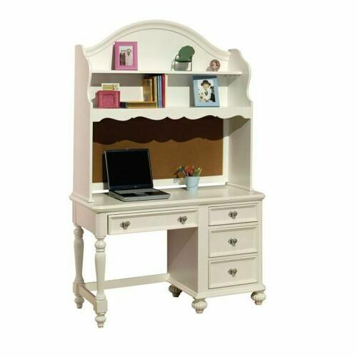 ACME Athena Computer Desk - 30014 - White