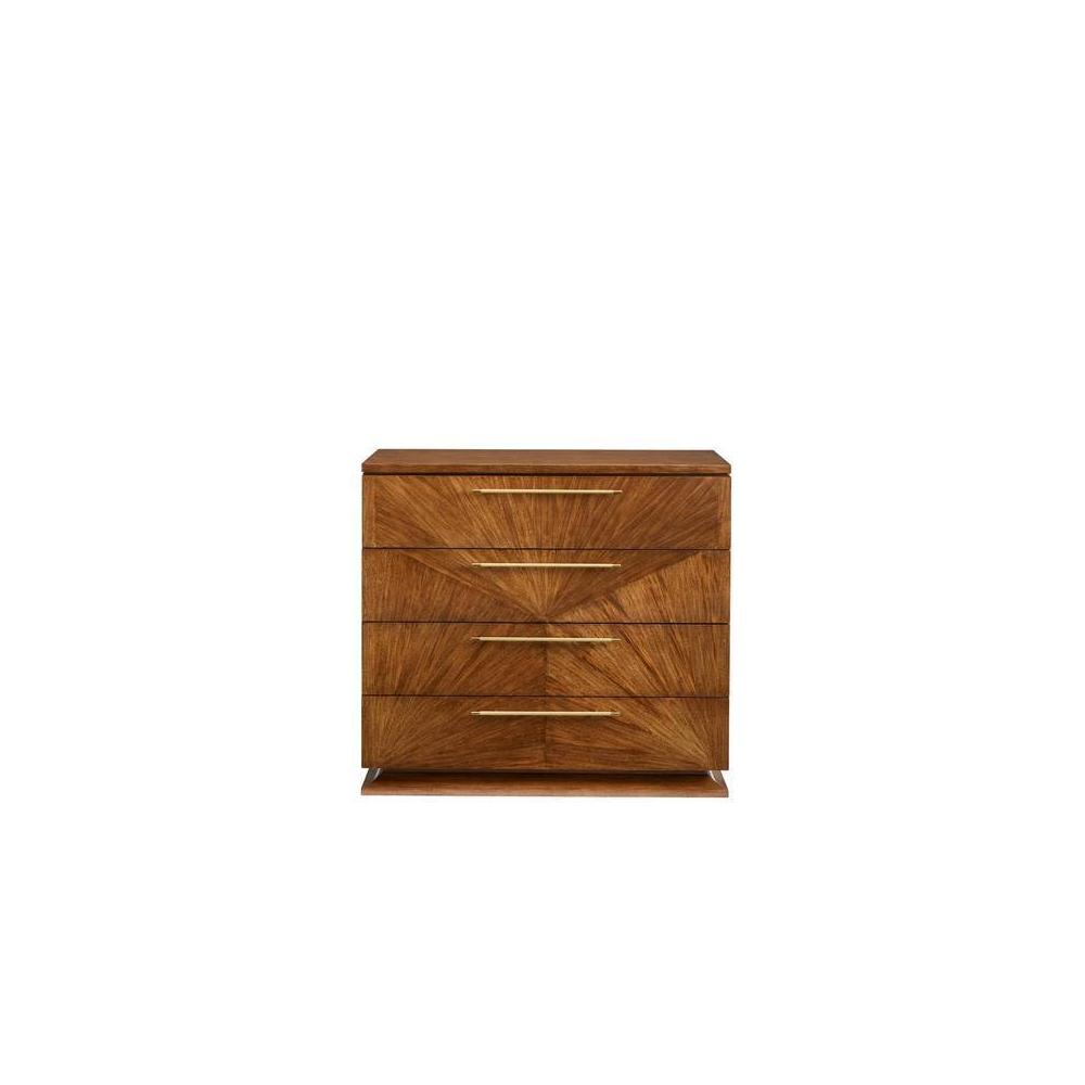 Panavista Madagascar Media Chest - Goldenrod