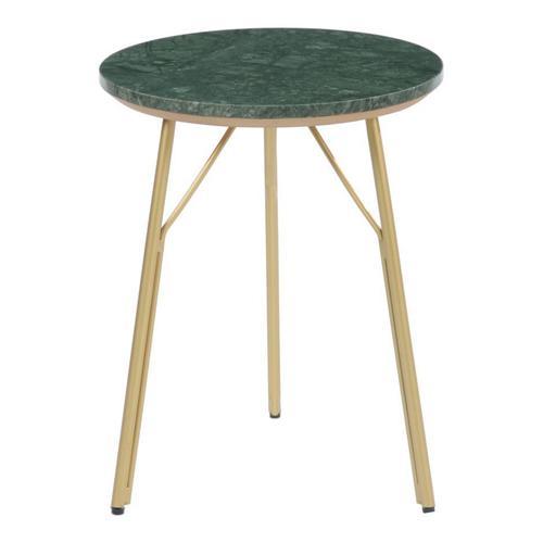 Verde Marble Side Table