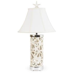 Overlapping Starfish Table Lamp