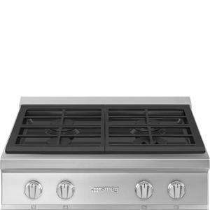 SmegCooktop Stainless steel RTU304GX