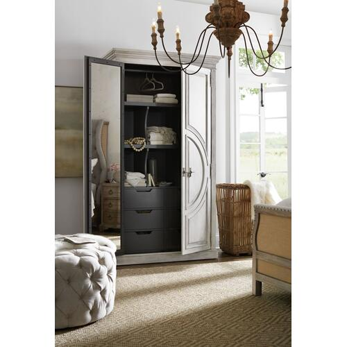 Bedroom Boheme Bilzen Wardrobe