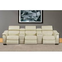 NEWTON - OATMEAL 5PC SECTIONAL