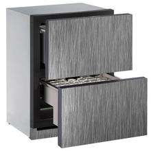 """24"""" Refrigerator Drawers With Integrated Solid Finish (230 V/50 Hz Volts /50 Hz Hz)"""