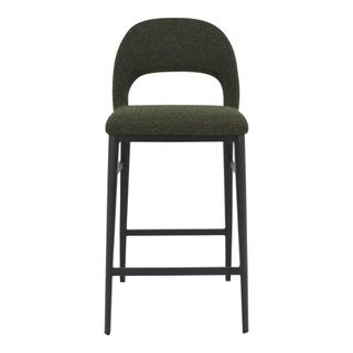 Roger Counter Stool Green
