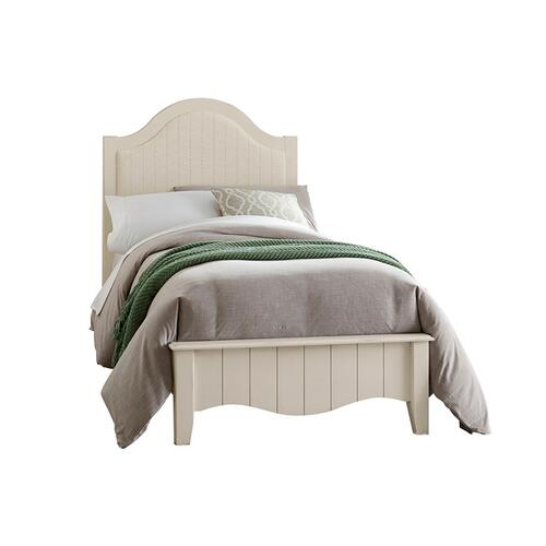 Vaughan-Bassett - Twin Upholstered Bed